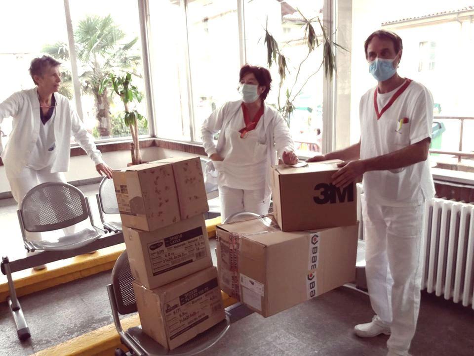 Ospedale Saluzzo infermieri