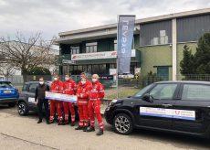 La Guida - Da FCA una Fiat 500 alla Croce Rossa di Peveragno