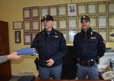 La Guida - Sarta di Vignolo dona cinquanta mascherine agli agenti della Polizia di Cuneo