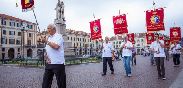 La Guida - Addio a Mario Chiarle, storico portabandiera Donatori Michelin