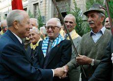 La Guida - Addio a Giovanni Ferrero, alfiere del gruppo Alpini di Cervasca