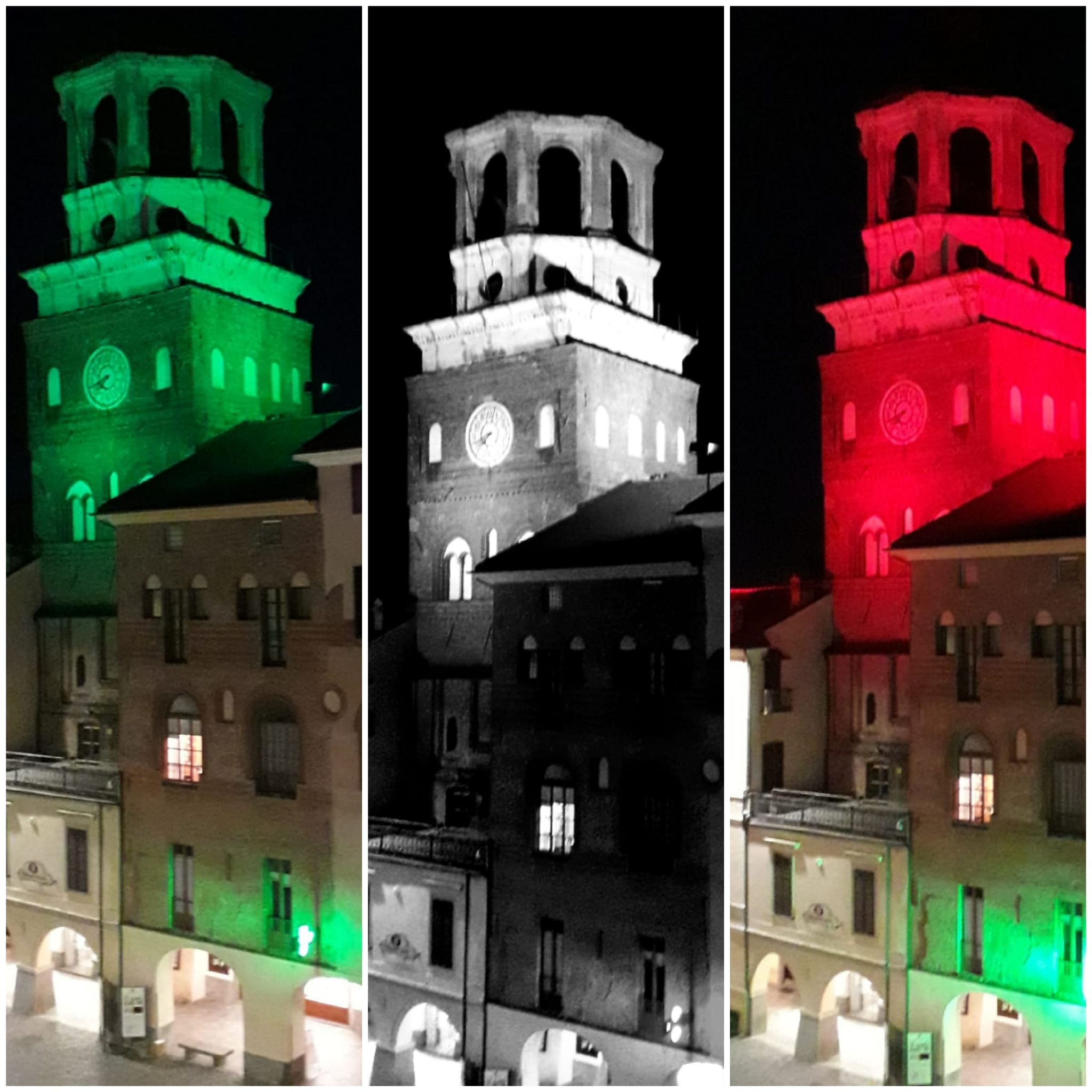Savigliano - Torre Civica