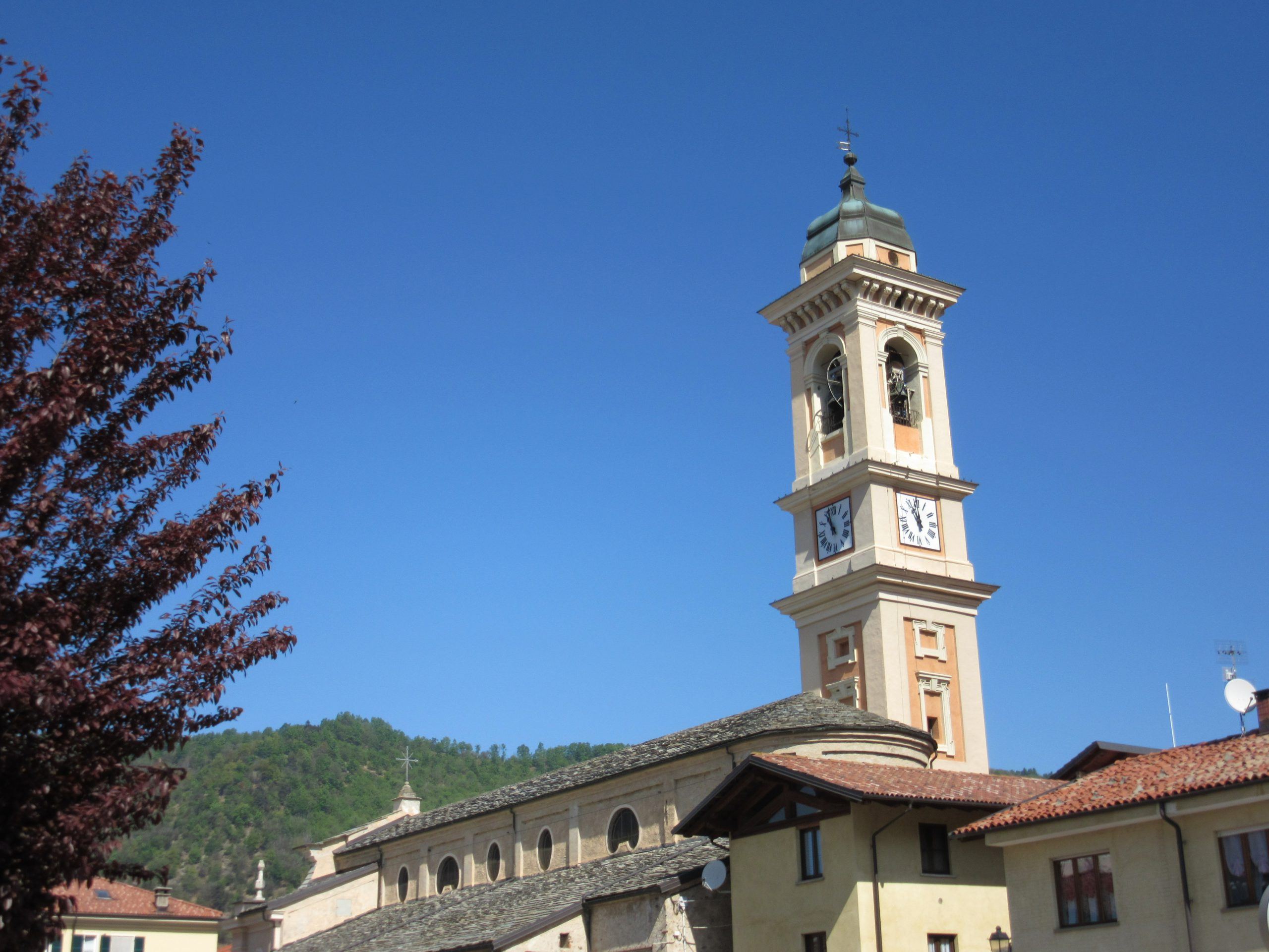 Roccaforte Mondovì