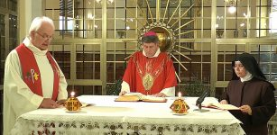 La Guida - Domenica delle Palme, il video della Messa celebrata dal Vescovo