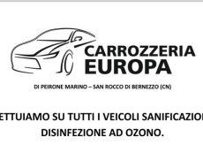 La Guida - Sanificazione auto a domicilio con la carrozzeria Europa