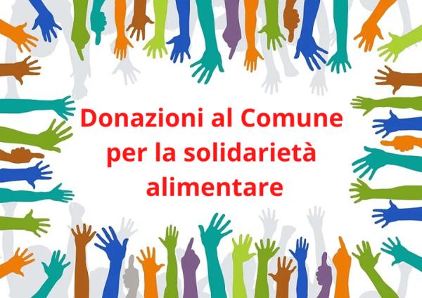 Cuneo - Solidarietà alimentare