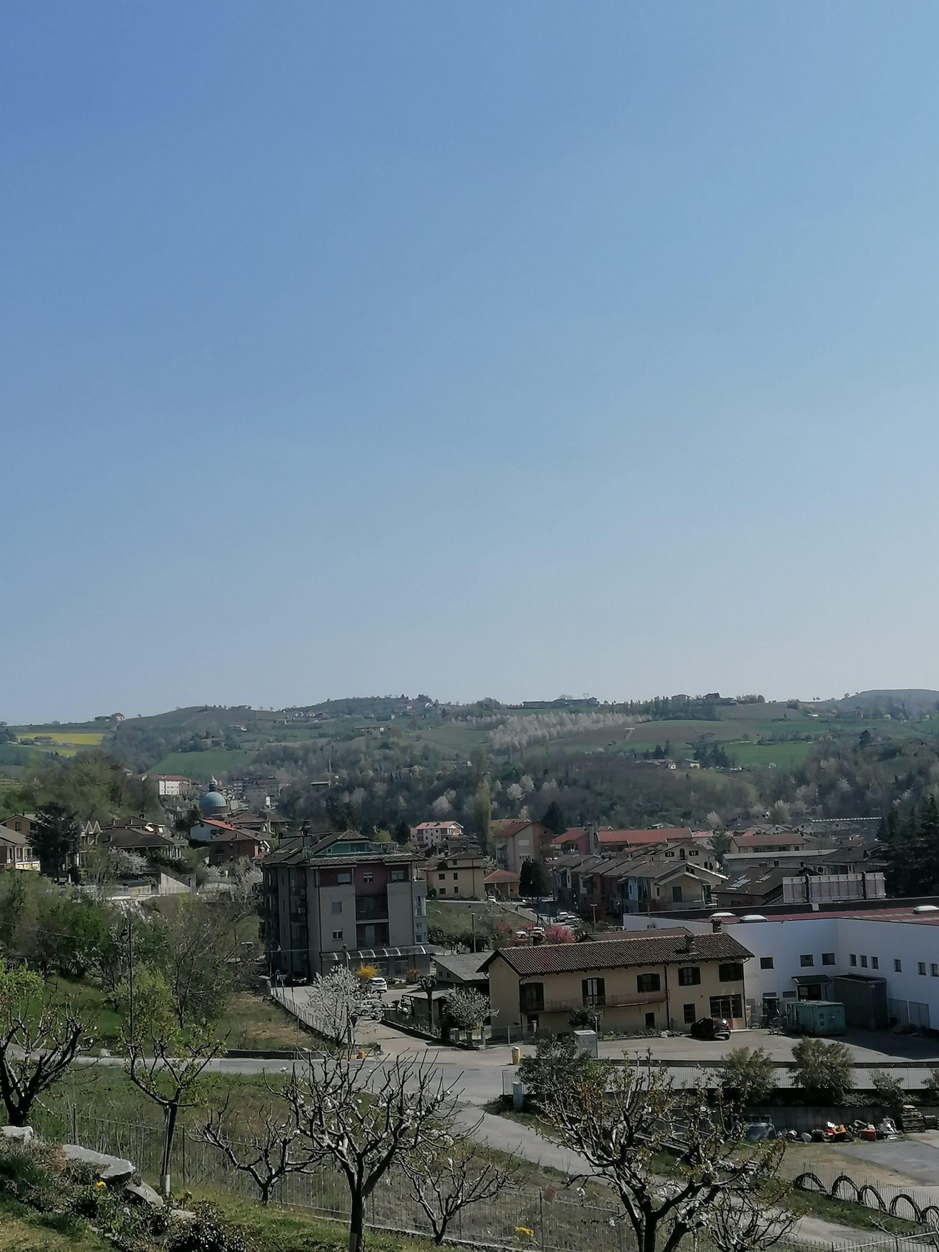 Panoramica di Dogliani