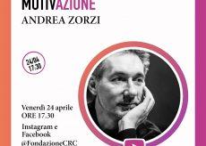 """La Guida - Venerdì 24 aprile appuntamento online con Andrea """"Zorro"""" Zorzi"""