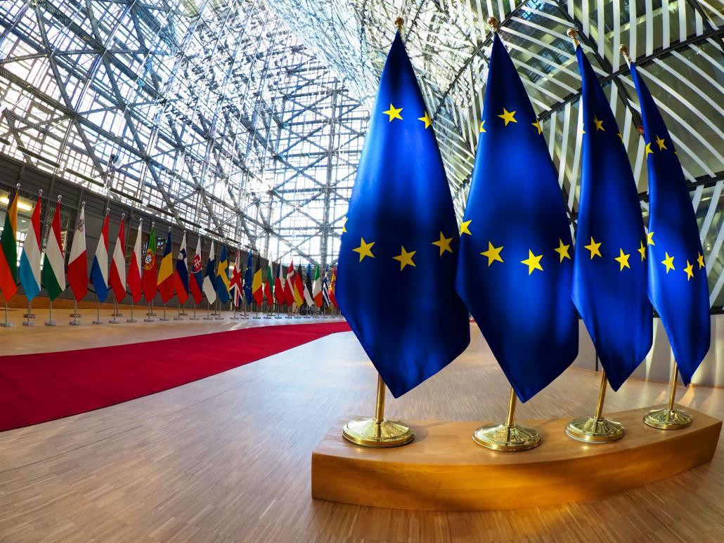 La sede dell'Unione europea