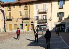 La Guida - Borgo, sindaco e parroco in piazza per il 25 aprile