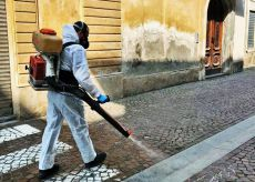 La Guida - Nuova disinfezione pubblica per Centallo e frazioni