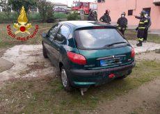 La Guida - Incidente stradale a San Sebastiano di Fossano