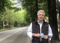 La Guida - Cuneo, il sindaco Borgna ribadisce le regole per l'area pedonale di Viale Angeli (VIDEO)