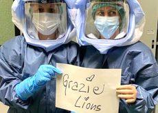 La Guida - Dai Lions italiani quasi 5 milioni di euro per battere il coronavirus