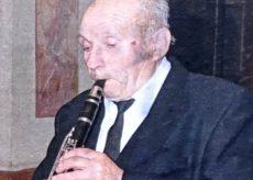 La Guida - Deceduto Giovanni Bersano, grande appassionato di musica