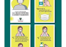 La Guida - Cuneo, iniziata venerdì la distribuzione delle mascherine