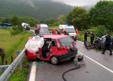 La Guida - Incidente stradale a Bagnasco, muore un uomo di 85 anni di Ormea