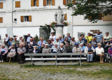 La Guida - Gli Alpini della valle Varaita per la casa di riposo di Sampeyre