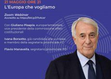 La Guida - Oggi l'incontro del Pd cuneese con Giuliano Pisapia