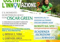 La Guida - Oscar Green: agricoltura giovane per la ripresa economica