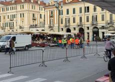 La Guida - Ripreso il mercato in piazza Galimberti