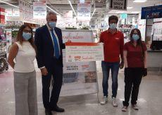 La Guida - Dai dipendenti Coop 62.382 euro alla Croce Rossa
