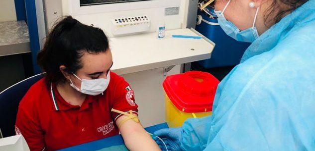 La Guida - Test a personale e volontari della Croce Rossa di Peveragno