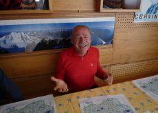 La Guida - Cervasca piange Felice Galeasso, grande amante della montagna