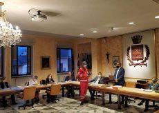 La Guida - Il grazie di Boves a Croce Rossa e Protezione Civile