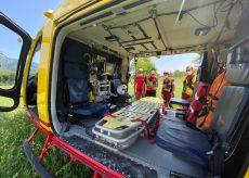 La Guida - Scialpinista ferito nei pressi del Bivacco Sartore