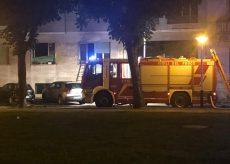 La Guida - Incendio a Cuneo in un appartamento in corso Dante