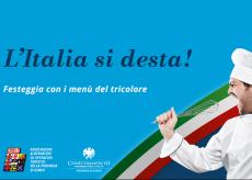 La Guida - L'Italia riparte a tavola, ristoranti della Granda in tricolore