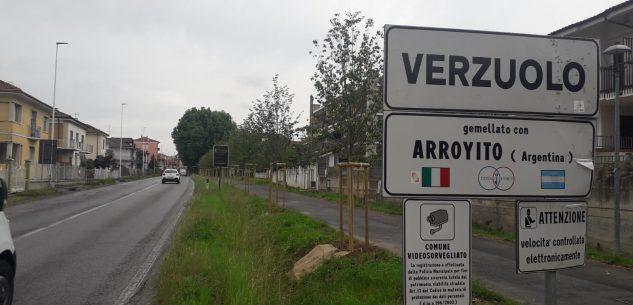 La Guida - Conclusi i lavori di valorizzazione del viale alberato di Verzuolo