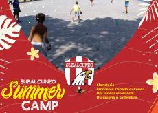 La Guida - Dal 15 giugno al 4 settembre il Summer Camp Subalcuneo