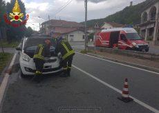 La Guida - Incidente a Bagnasco, ferita una donna