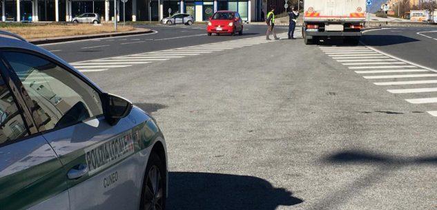 La Guida - Cuneo, riprendono i controlli della Polizia locale