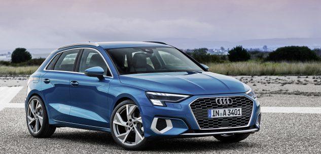La Guida - Audi Zentrum Alba e Sportquattro Cuneo presentano la nuova Audi A3 Sportback