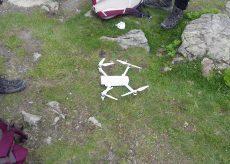 La Guida - Due piloti di droni sanzionati nel Parco del Monviso