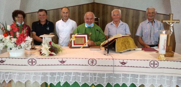La Guida - San Vitale festeggia i 50 anni di sacerdozio di don Francesco Barbero