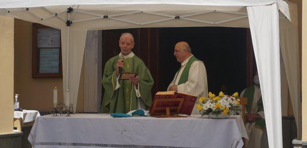 La Guida - Boves ha celebrato i 65 anni di sacerdozio di don Benvenuto