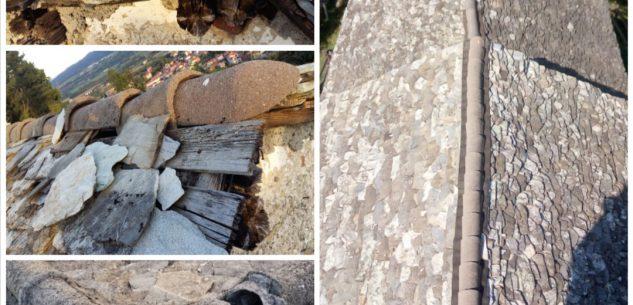 La Guida - Sistemato il tetto della cappella di San Giorgio a Peveragno
