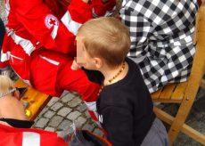 """La Guida - """"Cari bambini, cosa è per voi la Croce Rossa? Ditelo con un disegno"""""""