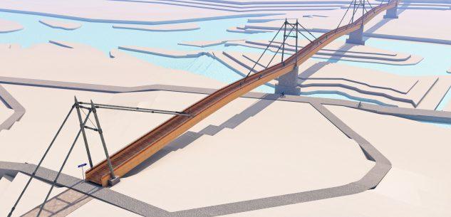 La Guida - Ponte ciclopedonale sul torrente Gesso, c'è un quarto progetto