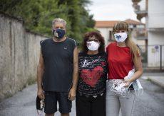 """La Guida - Boves, prosegue l'iniziativa delle """"mascherine solidali"""""""