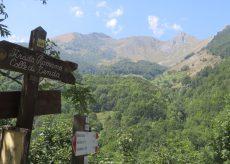 La Guida - Colle dell'Ortiga, San Lorenzo di Limonetto e Lago dell'Oserot