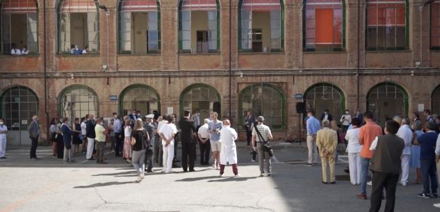 La Guida - Riparte l'Ospedale di Saluzzo dopo il Covid (video)