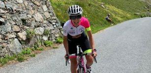 La Guida - Tappa ad Alba per la ciclista Paola Gianotti