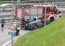 La Guida - Incidente sul ponte dell'Est-Ovest a Confreria