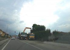 La Guida - Code e rallentamenti lungo la provinciale a San Rocco Bernezzo