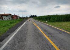 La Guida - Ripresi i lavori in via del Bosco a San Pietro del Gallo